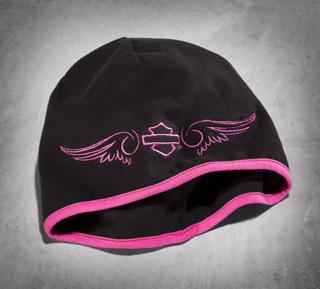 Pink Label フリースハット