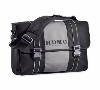 HDMC メッセンジャーバッグ ブラック