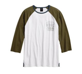 HDM1903ベースボールTシャツ