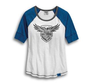 115thアニバーサリー・ベースボールTシャツ