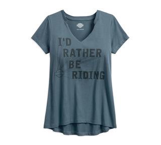 ラザービーライディングTシャツ