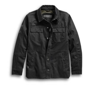 トレゴ・スリムフィット・ライディングシャツジャケット