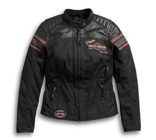 FXRG(R)トリプルベントシステムワーデン・ライディングジャケット