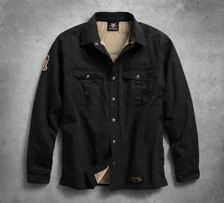 #1ジェニュイン・クラシック・シャツジャケット