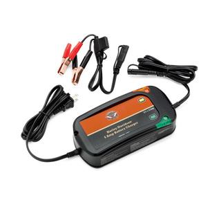 5 AMP ウエザーレジスタント・バッテリーチャージャー