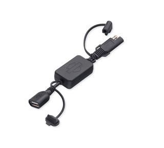 SAE 2ピン-USB変換アダプター