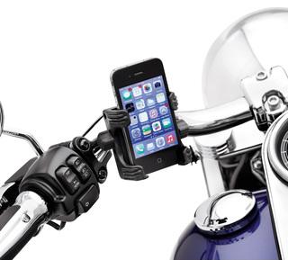 汎用ハンドルバーマウント携帯電話キャリア