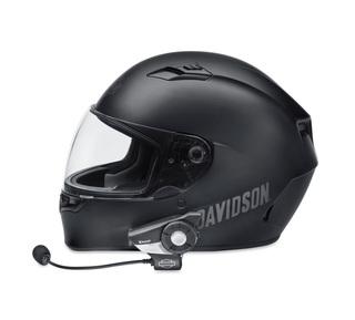 ブームオーディオ・20S EVO Bluetoothヘルメットヘッドセット・シングルヘッドセット