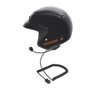 ブームオーディオ・ヘルメット・プレミアム・ミュージック&コミュニケーションヘッド