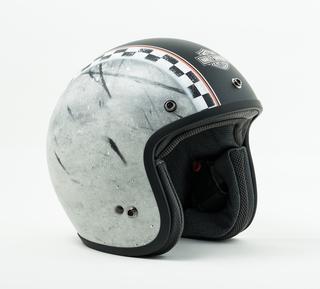 サンダートライブ3/4ヘルメット