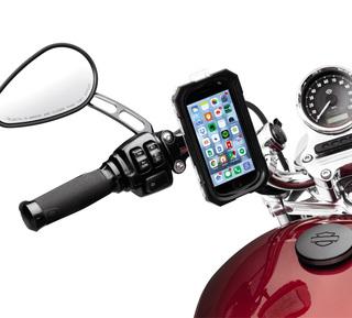 耐水ハンドルバーマウント携帯電話キャリア・Apple iPhone 6/6S用