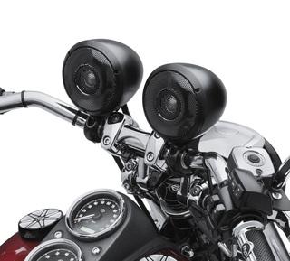 ブームオーディオ・Bluetoothクルーザーアンプ&スピーカーキット・サテンブラック