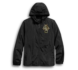 スタックド・HDMC・スリムフィット・フィールドジャケット