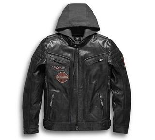 マーマックス・3イン1・レザージャケット