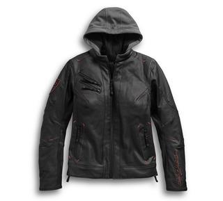 ヘンサル・3イン1・ライディングジャケット