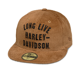 「Long Live」59FIFTY キャップ
