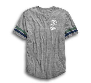 リビング・ファスト・スリムフィット・Tシャツ