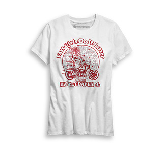 ファストガール・Tシャツ