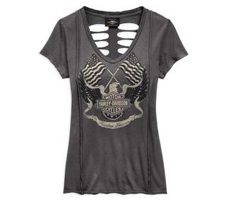 フラッグ・ファッション・Tシャツ