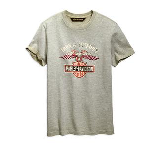 アイアン&フリーダム・スリムフィット・Tシャツ