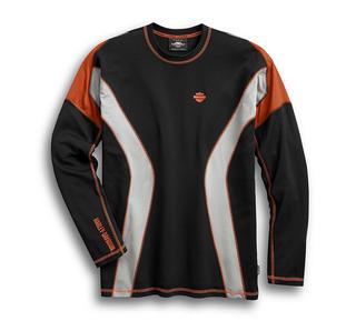 パフォーマンス・ロングスリーブ・Tシャツ・クールコアテクノロジー