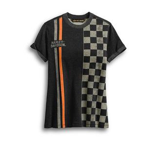 レーシング・グラフィックTシャツ【Women's】