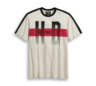 HDチェスト・ストライプTシャツ