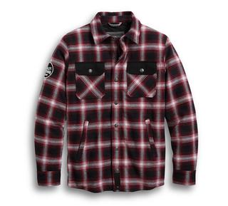 アーテリアルアブレイジョンレジスタント・ライディングシャツジャケット