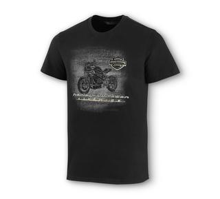LiveWire(TM) グラフィックTシャツ