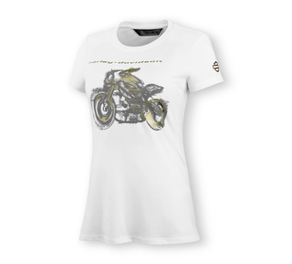 LiveWire(TM)グラフィックTシャツ