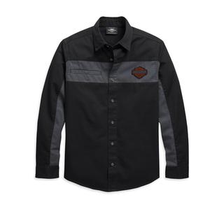 カッパーブロック・ロングスリーブシャツ