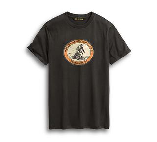 レーシング・サークルTシャツ