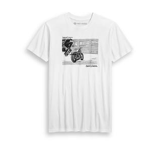 スケート&ライドTシャツ
