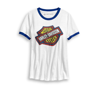 ティルテッド3-DロゴTシャツ