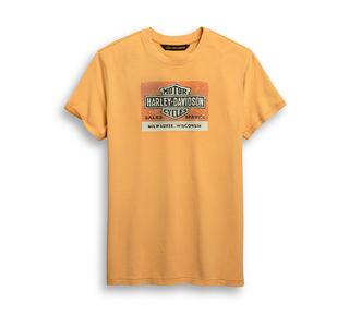 セールス/サービス・ロゴTシャツ