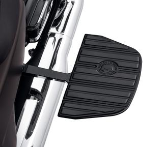 ウィリーG スカル フットボードインサート パッセンジャー用 ブラック