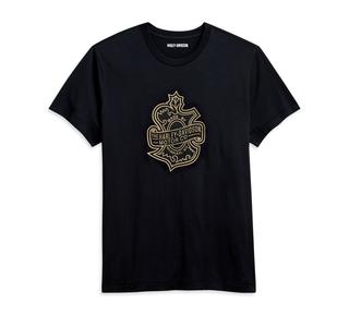 オークリーフTシャツ【スリムフィット】
