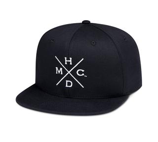 HDMCロゴ帽