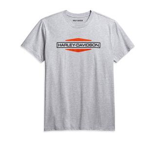 スタック・ロゴTシャツ