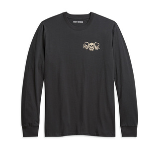 バー・バイトTシャツ【Men's】【スリムフィット】