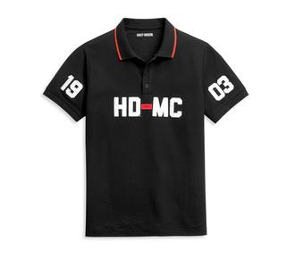 HD-MC 1903ポロ・ニット・シャツ【Men's】