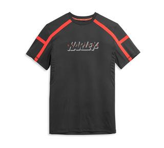 パフォーマンス・ロゴTシャツ【Men's】