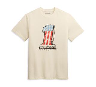 クラックト#1グラフィックTシャツ【Men's】