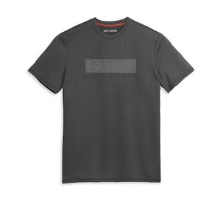 ホリゾンタル・ハーレートレーサー・パフォーマンスTシャツ【Men's】
