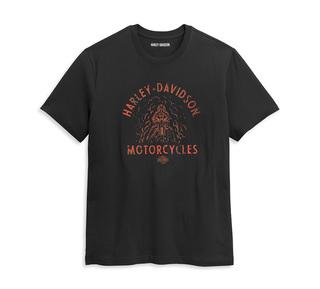 ドラッグレーサー・グラフィックTシャツ【Men's】