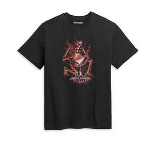 鍛造H-D(R)グラフィックTシャツ【Men's】