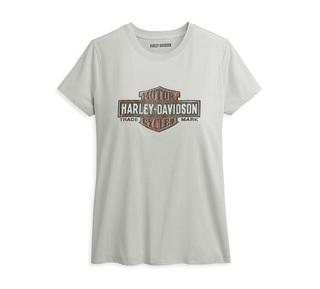 ヴィンテージ・ロゴ・グラフィックTシャツ【Women's】