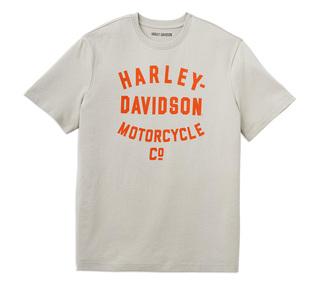 レーサーフォント Motorcycle Co. グラフィックTシャツ【Men's】