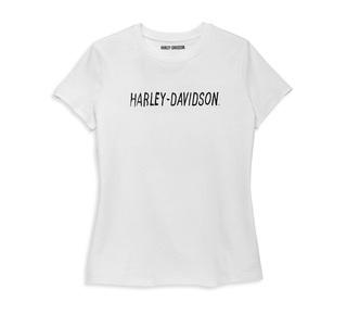 #4 ウォーターカラー・グラフィックTシャツ【Women's】