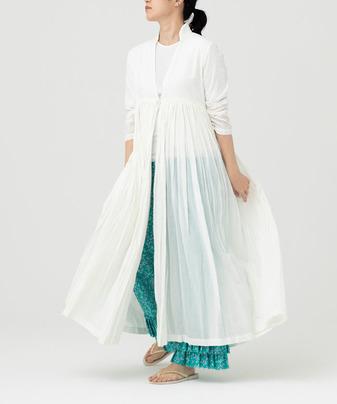 カディギャザードレス